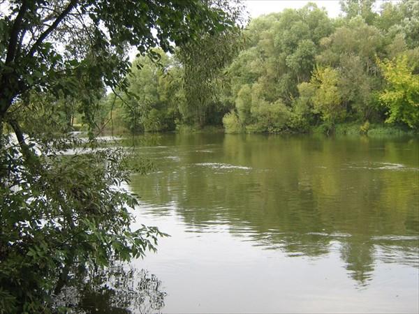 Река -Южный Буг